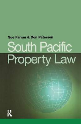 South Pacific Property Law - South Pacific Law (Hardback)