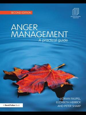 Anger Management: A Practical Guide (Hardback)