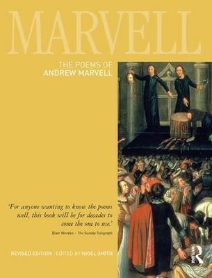 The Poems of Andrew Marvell - Longman Annotated English Poets (Hardback)