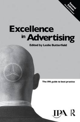 Excellence in Advertising (Hardback)