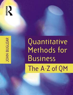 Quantitative Methods for Business (Hardback)