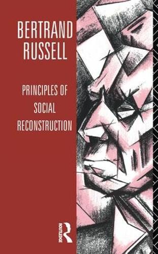 Principles of Social Reconstruction (Hardback)