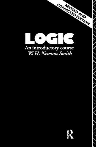Logic: An Introductory Course (Hardback)