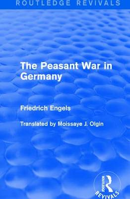 The Peasant War in Germany (Paperback)