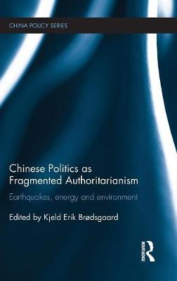 the fragmented authoritarianism of the chinese state essay