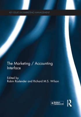 The Marketing / Accounting Interface (Paperback)