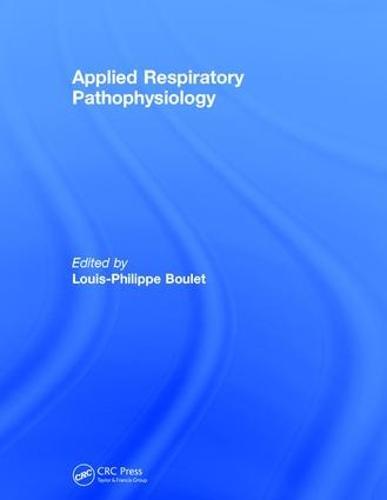 Applied Respiratory Pathophysiology (Hardback)