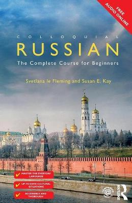 Colloquial Russian: The Complete Course For Beginners (Paperback)