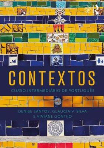 Contextos: Curso Intermediario de Portugues (Paperback)