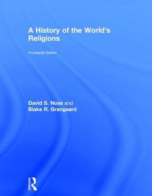 A History of the World's Religions (Hardback)