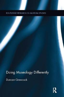 Doing Museology Differently (Paperback)