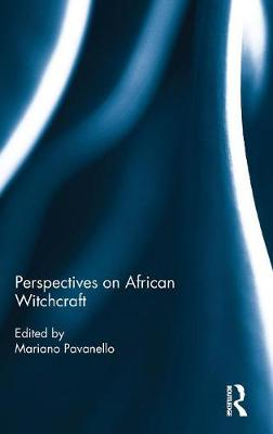 Perspectives on African Witchcraft (Hardback)