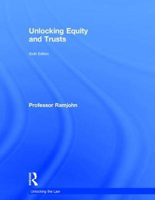 Unlocking Equity and Trusts - Unlocking the Law (Hardback)