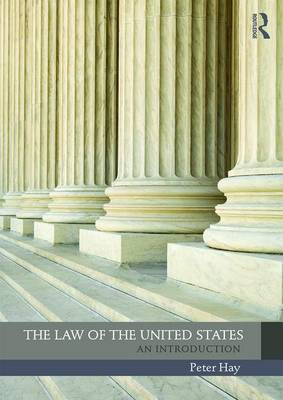 The Law of the United States: An Introduction (Paperback)
