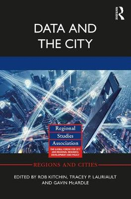 Data and the City - Regions and Cities (Hardback)