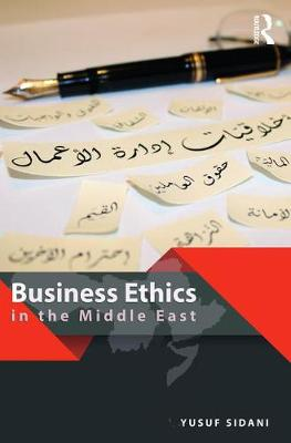 Business Ethics in the Middle East (Paperback)
