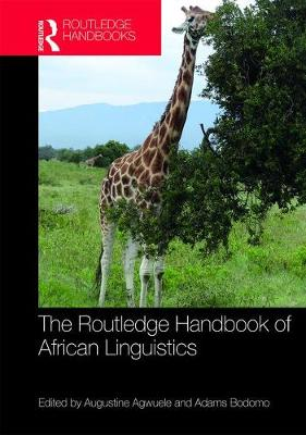 The Routledge Handbook of African Linguistics - Routledge Language Handbooks (Hardback)