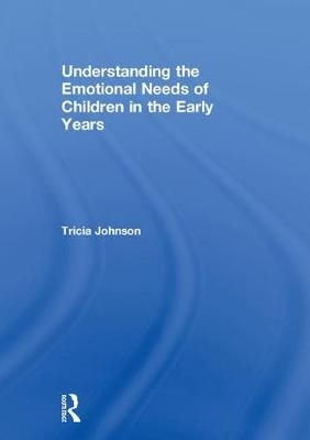 Understanding the Emotional Needs of Children in the Early Years (Hardback)