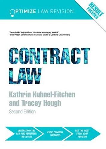Optimize Contract Law - Optimize (Paperback)