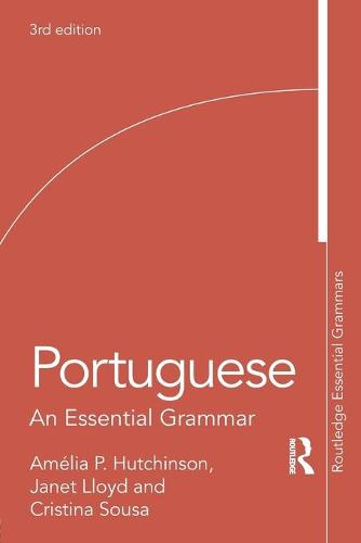Portuguese: An Essential Grammar - Routledge Essential Grammars (Paperback)