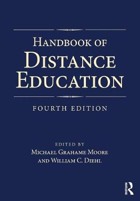 Handbook of Distance Education (Paperback)
