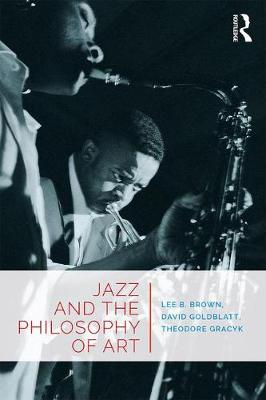 Jazz and the Philosophy of Art (Paperback)