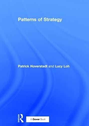 Patterns of Strategy (Hardback)