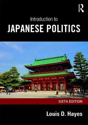 Introduction to Japanese Politics (Paperback)