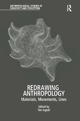 Redrawing Anthropology: Materials, Movements, Lines (Paperback)