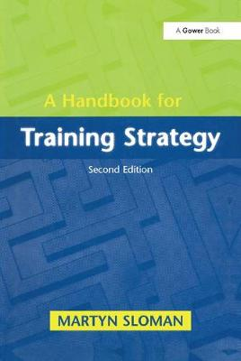 A Handbook for Training Strategy (Paperback)