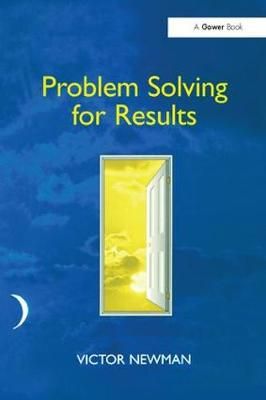 Problem Solving for Results (Paperback)