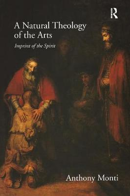 Cover A Natural Theology of the Arts: Imprint of the Spirit