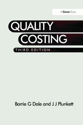Quality Costing (Paperback)