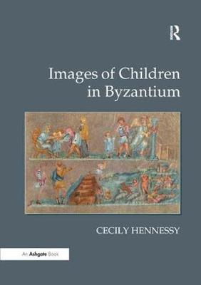 Images of Children in Byzantium (Paperback)