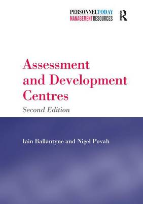 Assessment and Development Centres (Paperback)