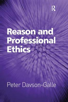 Reason and Professional Ethics (Paperback)