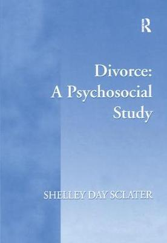 Divorce: A Psychosocial Study (Paperback)