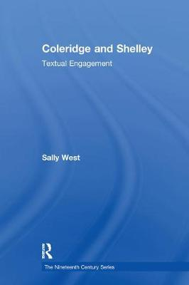 Coleridge and Shelley: Textual Engagement (Paperback)