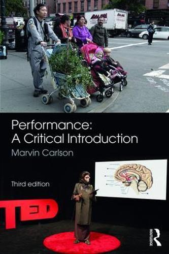 Performance: A Critical Introduction (Paperback)