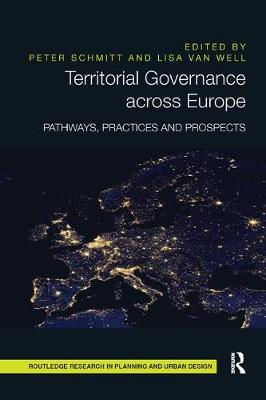 Territorial Governance across Europe: Pathways, Practices and Prospects (Paperback)