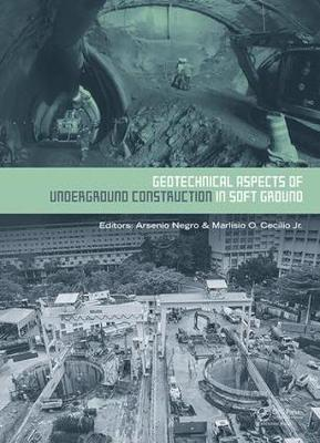 Geotechnical Aspects of Underground Construction in Soft Ground: Proceedings of the 9th International Symposium on Geotechnical Aspects of Underground Construction in Soft Grounds (IS-Sao Paulo 2017), April 4-6, 2017, Sao Paulo, Brazil (Hardback)