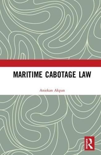 Maritime Cabotage Law (Hardback)