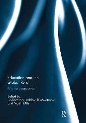 Education and the Global Rural: Feminist Perspectives (Paperback)