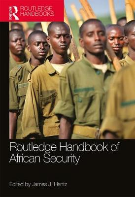 Routledge Handbook of African Security (Paperback)