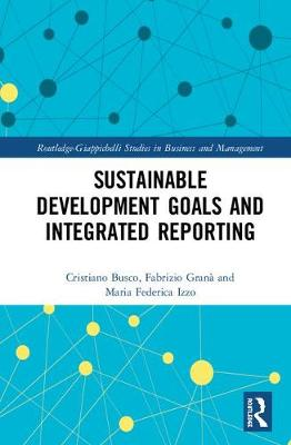 Sustainable Development Goals and Integrated Reporting - Routledge-Giappichelli Studies in Business and Management (Hardback)