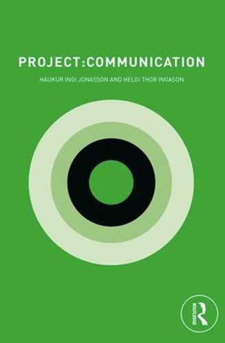 Project Communication (Hardback)