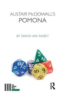 Alistair McDowall's Pomona - The Fourth Wall (Hardback)