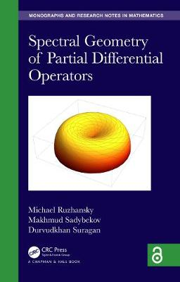 Spectral Geometry of Partial Differential Operators - Chapman & Hall/CRC Research Notes in Mathematics Series (Hardback)