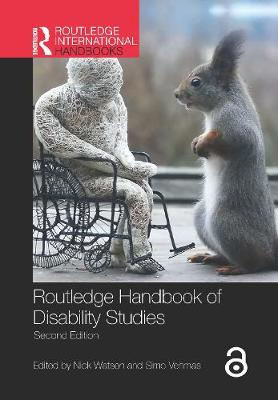 Routledge Handbook of Disability Studies (Hardback)