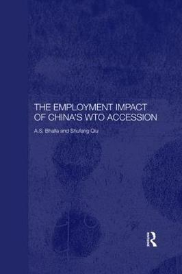 The Employment Impact of China's WTO Accession (Paperback)